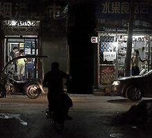 night's life by Patrick Monnier