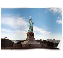 Statue of Liberty, Ellis Island Poster