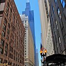 The Willis Tower by Chuck Zacharias