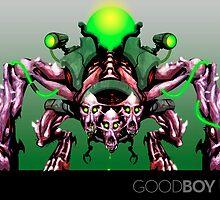 Killborg 04: Good Boy by Simon Sherry