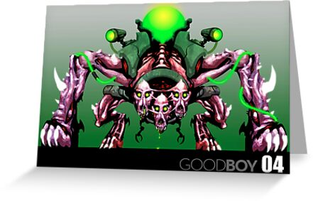 Killborg 04: Good Boy by Simon Sherry