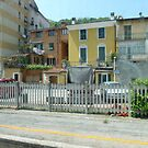 Levanto Houses by joycee