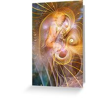 Starchild Greeting Card