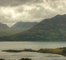 Upper Loch Torridon #1 by Jamie  Green