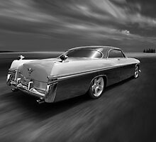 Imperial Cruiser - 1956 Customized Crysler  by flyrod