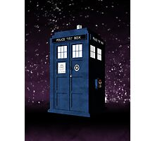 The Tardis' Secret Photographic Print