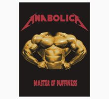 Anabolica – Master of Puffiness by Bela-Manson