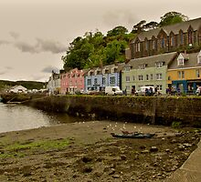 Portree by Carol Bleasdale