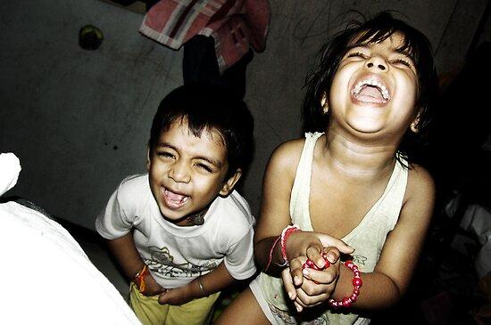 careless laugh by Keyur Mehta