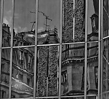 Paris, Les halles #1 by EblePhilippe