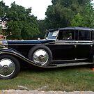 1930 Rolls Royce Phantom II Cabriolet de Ville by TeeMack