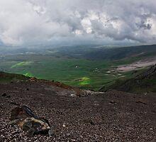 Manchuria landscape by Patrick Monnier