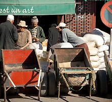 Moroccan business by DuanesMind