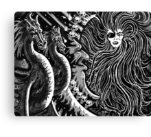 """Encounter With Circe"" Canvas Print"