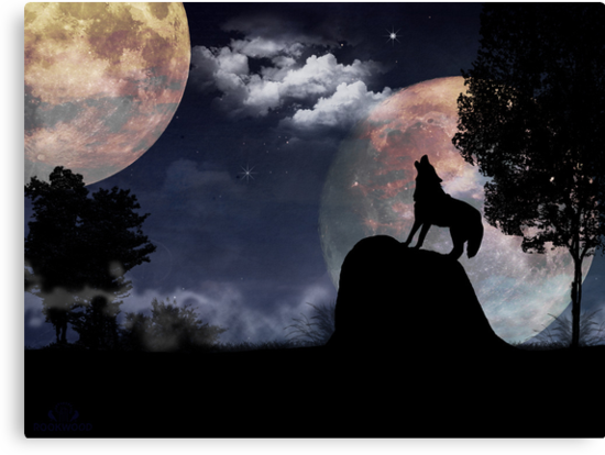 Howl at the Moon by Rookwood Studio ©
