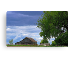 The Homestead ! Canvas Print
