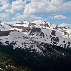 Loveland Pass View by Shara Thomas