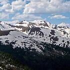 Loveland Pass View by Shara Thomas