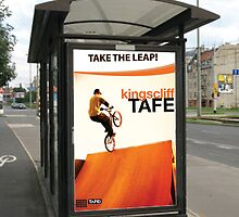 Take The Leap- Campaign by Sylvie Maloney