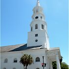 St. Michaels- Charleston, SC by Mylissa Artreche