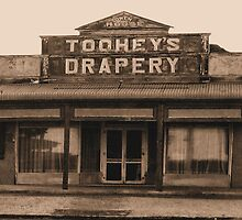 Toohys Drapery   Owen by Barbara Cannon  ART.. AKA Barbieville