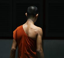 The Monk by byronbackyard
