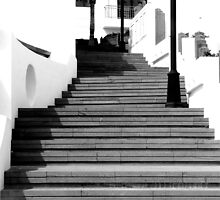 Marina Steps by Lillie Halton