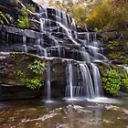 Frenchs Creek Falls by Derrick Jones