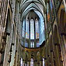 Cologne Cathedral by Lilian Marshall