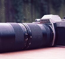 Yashica FR2 by AndrewBerry