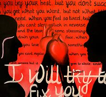I Will Fix You by Sromot4