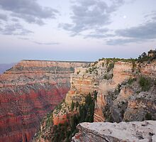 GRAND CANYON 2 by Till  Baron von Grotthuss