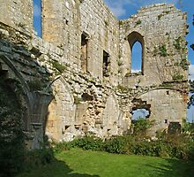 Jervaulx Abbey by WatscapePhoto