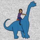 Dinosaur Ride by Axxerous
