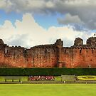 Penrith Castle by Tom Gomez