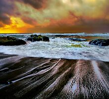 Smelt Sands by Charles & Patricia   Harkins ~ Picture Oregon