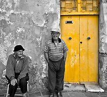 The fishermen's corner by mariocassar
