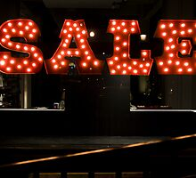 SALE by Mark Jackson