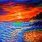 Fractal Shorebreak by jyruff