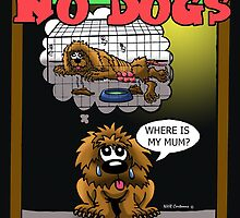 SAY NO TO ANIMALS IN PET SHOPS by NHR CARTOONS .