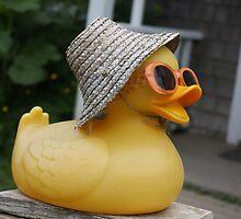 Cool Ducky by Rebecca Brann