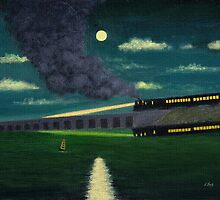 Night Train by Gordon  Beck
