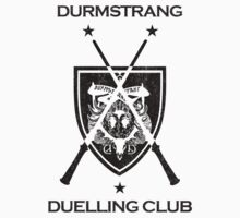 Durmstrang Duelling - Vintage Black by Mouan
