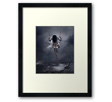 The Dead Girl Epilogue part II Framed Print