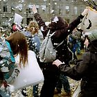 Pillow Fight, Boston by hitokage12