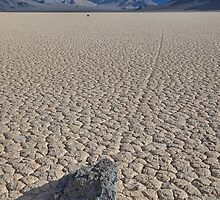 Racetrack Playa (Death Valley, California) by Brendon Perkins