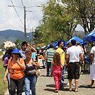 Festival in Guatape by Esperanza Gallego