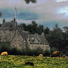 Cawdor Castle by Larry Davis