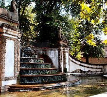 Villa Arese Borromeo - The Garden by sstarlightss