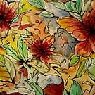 Pattern - 1 by Angela Gannicott